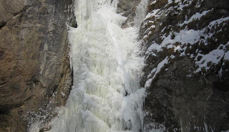 Wasserfall-Plötz (© Hölzl)