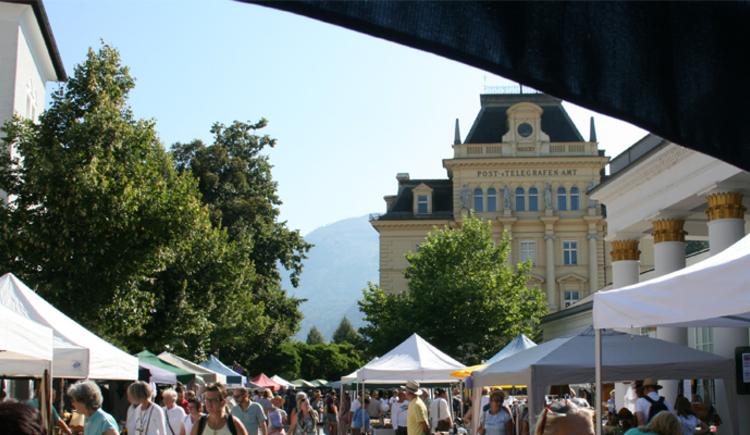 Ischler Flohmarkt (© www.badischl.at)