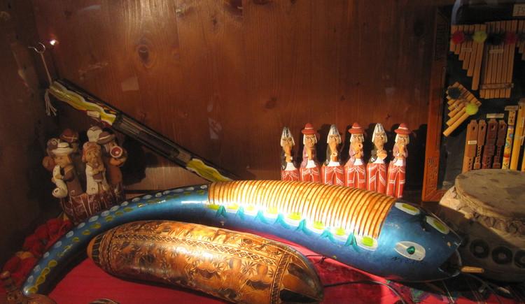 Musikinstrumentenmuseum. (© TVB)