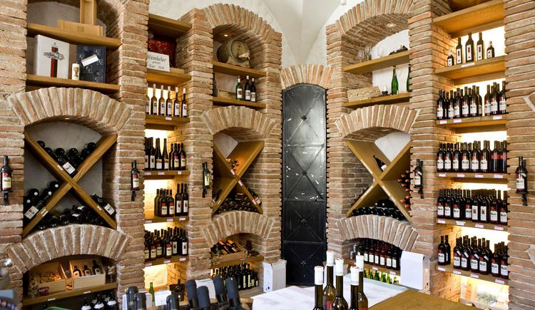 Weinkellerei im Stift Kremsmünster. (© Tourismusverband Bad Hall-Kremsmünster)
