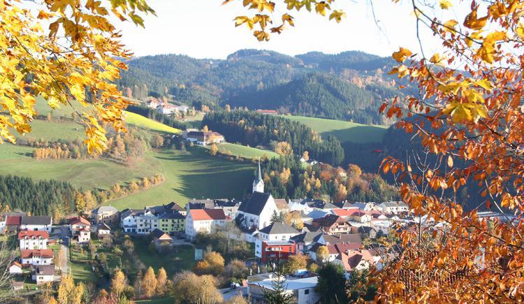 Königswiesen Herbst (© Marktgemeinde Königswiesen)