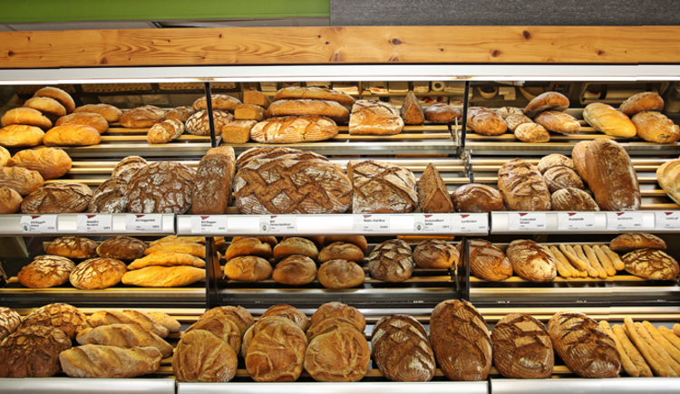 Bio-Bäckerei, Cafe, Naturbackstube Honeder