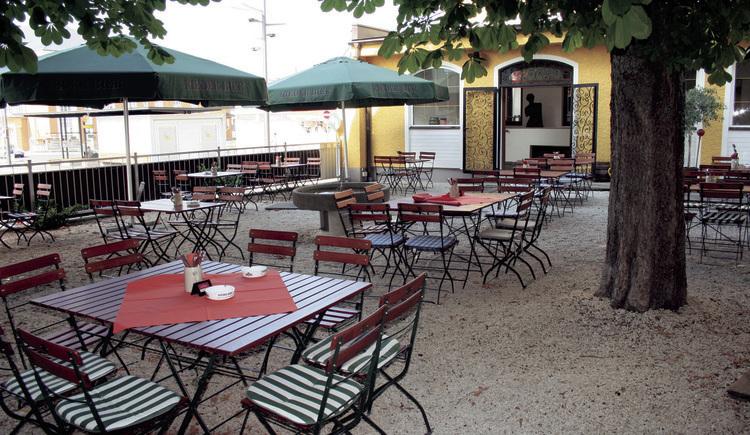 Garden Restaurant Hotel Der Kaiserhof in Ried im Innkreis