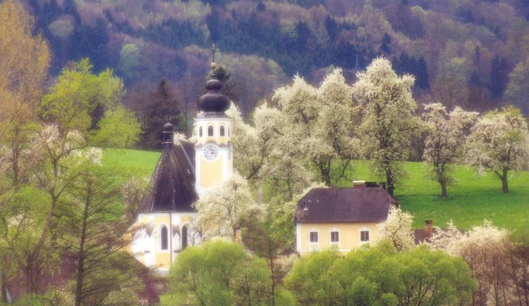 Wallfahrtskirche Hilkering, Gemeinde Hartkirchen. (© Gemeinde Hartkirchen)