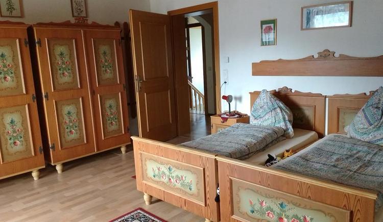 Schlafzimmer 2 Personen (© Ferienregion Traunsee)
