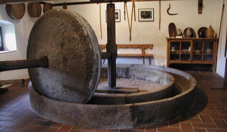 Mostmuseum Innenansicht