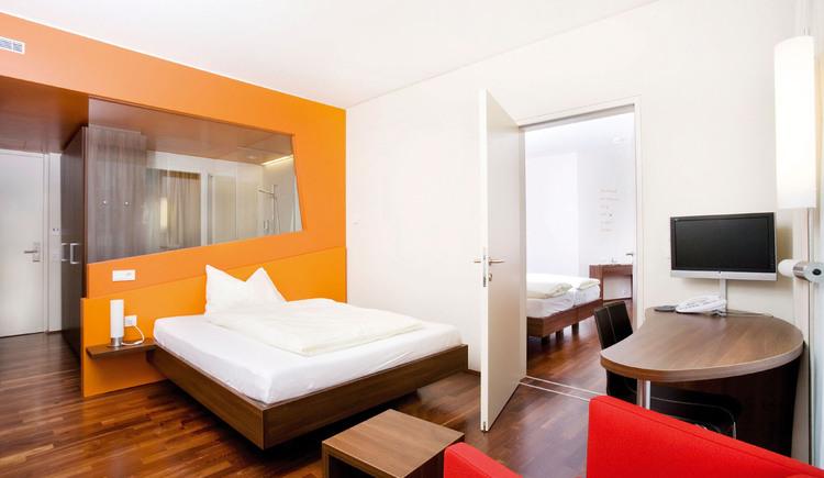 Zimmer im Spa Hotel Bründl