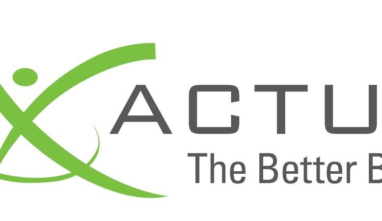 ACTUS, Figurstrudio, Logo