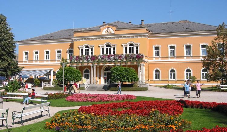 Altes Kurmittelhaus