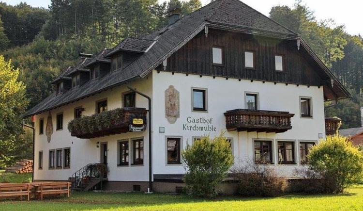Gasthaus Kirchmühle in Grünau im Almtal
