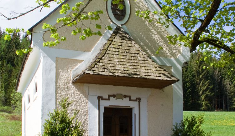 Erlerkapelle (© TVB Pyhrn-Priel/Sulzbacher)