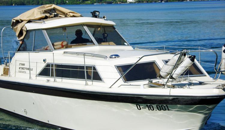 Motor-Yacht-Club Salzkammergut in Schörfling am Attersee