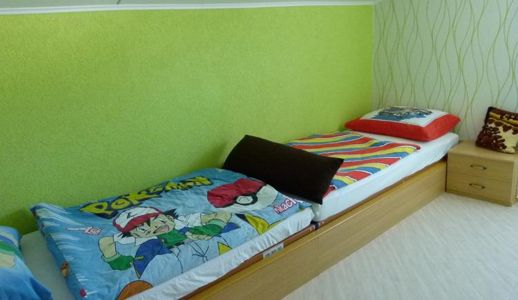 Kinderzimmer im Appartement (© Gasthof Sonnenhof - Krauk)