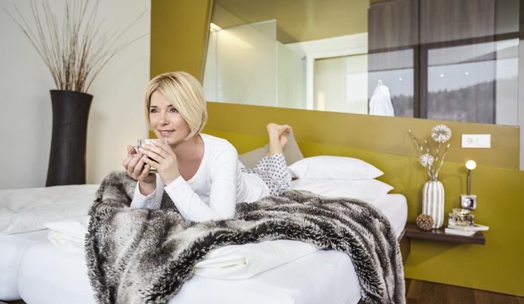 Zeit zum Entspannen (© Spa Hotel Bründl)