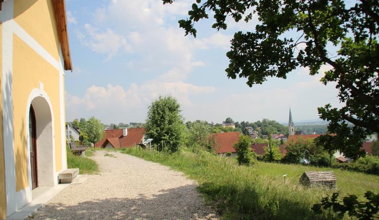 Kalvarienbergkapelle Mauthausen (© TVM)