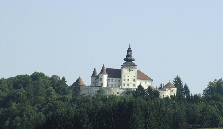 Schloss Weinberg.