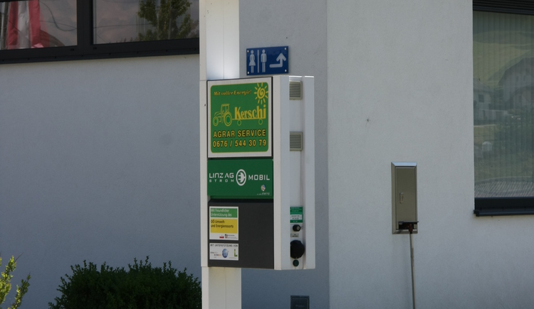 E-Ladestation Sandl