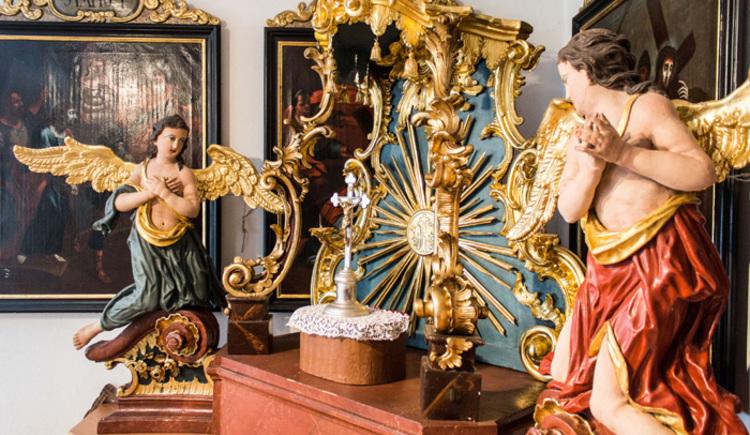 Museum Kirchenhäusl (© Verbund Oö. Museen / Foto: Flora Fellner)