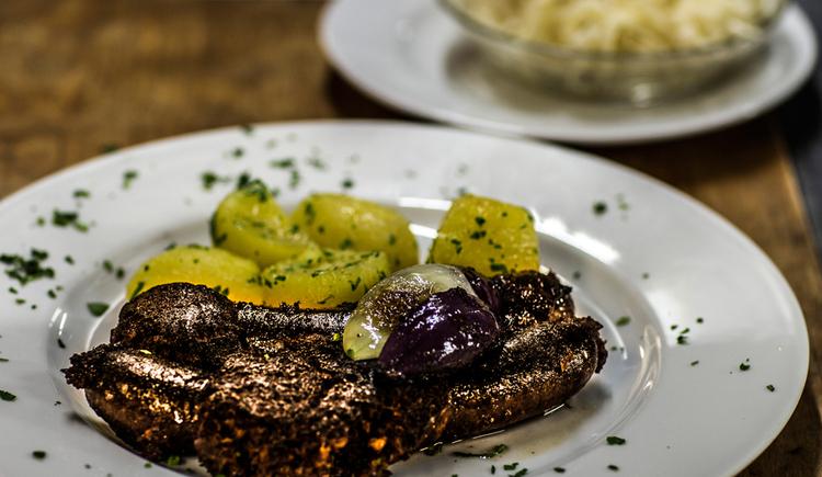 Köstlichkeiten aus der Küche (© ***Gasthof Haudum)