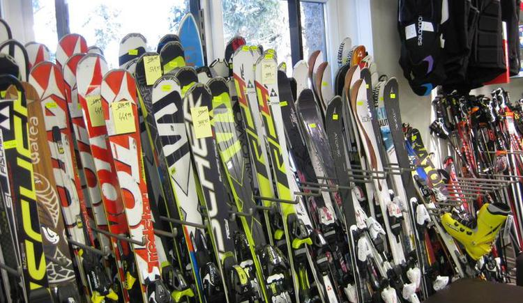 Sports house and ski rental in Faistenau