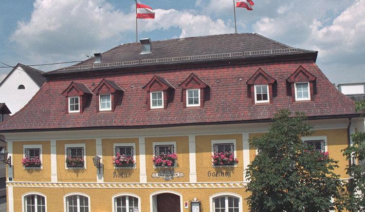 Hoftaverne Ziegelböck in Vorchdorf im Almtal