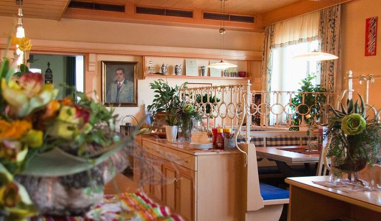 Restaurantbereich Hotel Blumauer