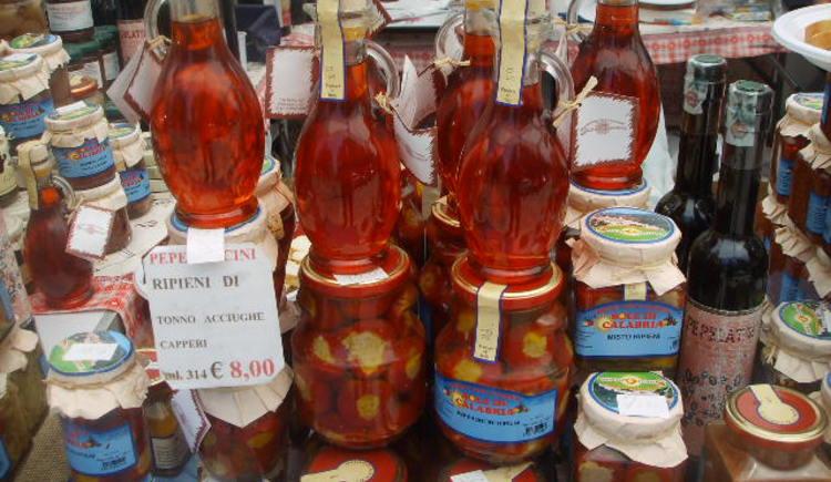 Italienischer Markt (© Ferienregion Attersee-Salzkammergut)