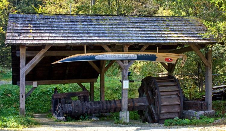 Stummermühle. (© TVB Pyhrn-Priel/Sulzbacher)