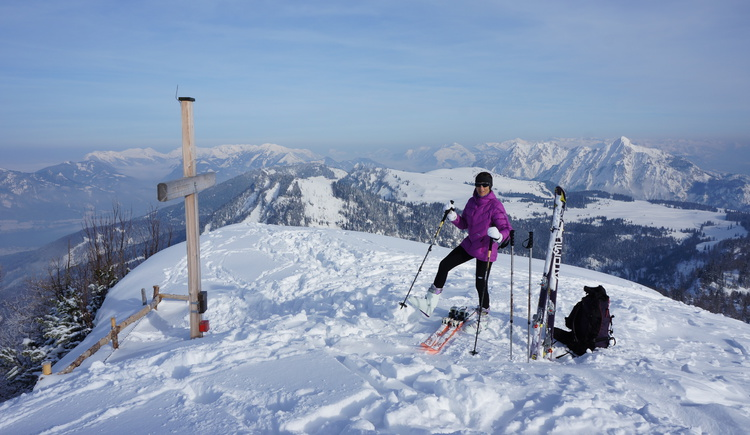 Gipfel Pitscherberg. (© WTG)