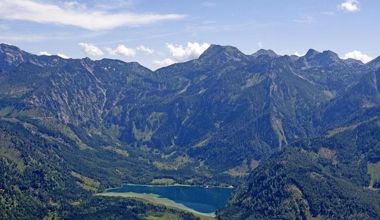 Offensee Luftaufnahme (© Ferienregion Traunsee)