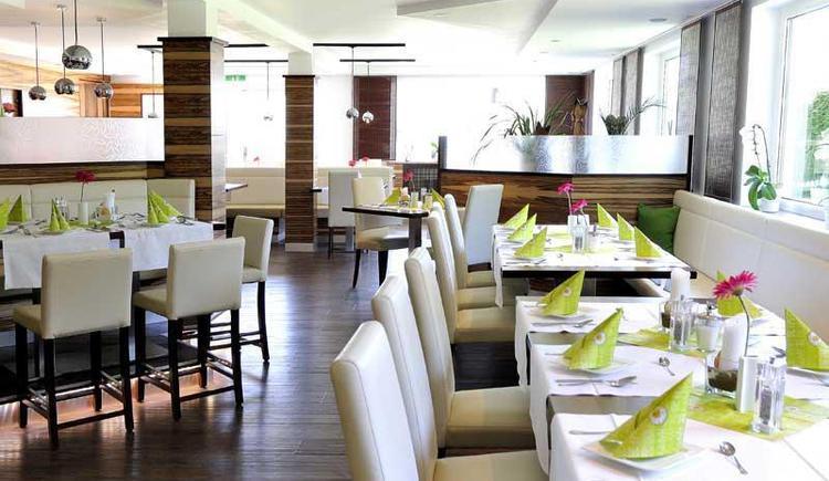 Restaurant & Frühstücksbereich