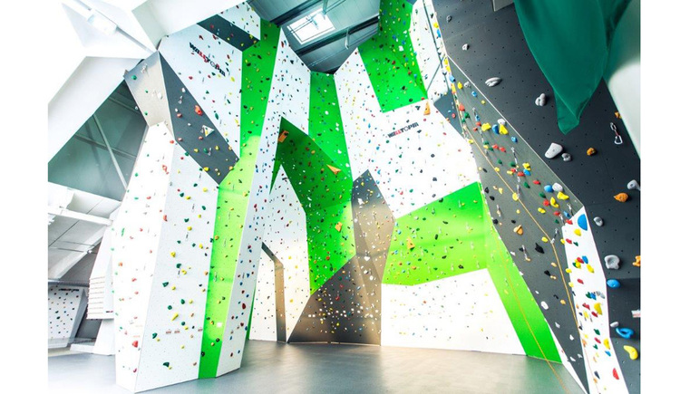 Kletterhalle (© Tourismusverband MondSeeLand)