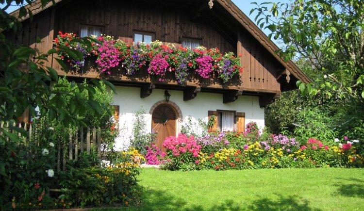 Landhaus Leitner Abersee. (© Landhaus Leitner Abersee)