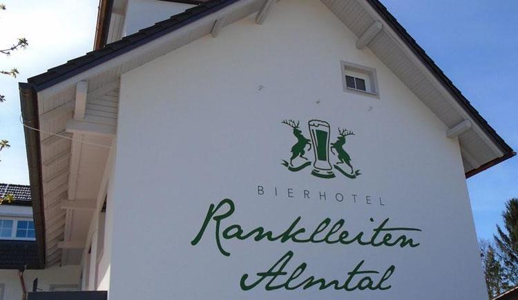 Bierhotel Ranklleiten Almtal Gästehaus