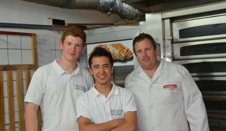 Bäckerei Huter Team