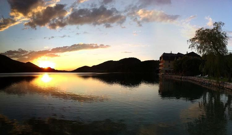 Panoram  Hotel Sonnenuntergeng
