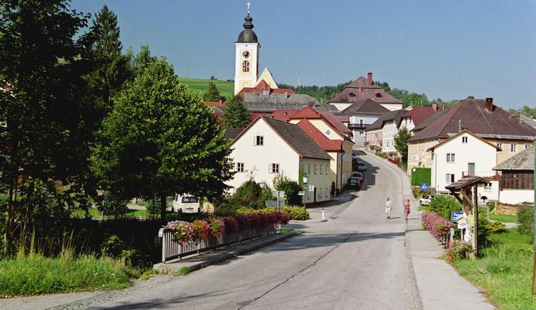 Niederwaldkirchen Ortsansicht
