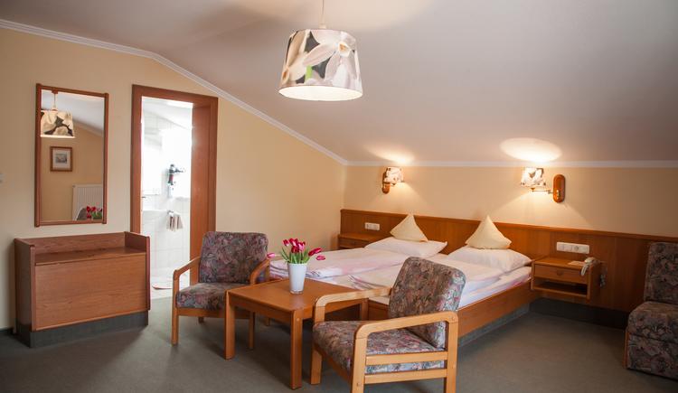 Doppelzimmer ***Dependance Fuschlerhof. (© Hotel Mohrenwirt)