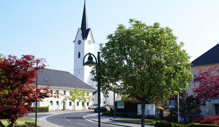 Pfarrkirche Gschwandt bei Gmunden