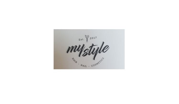 Text: my style