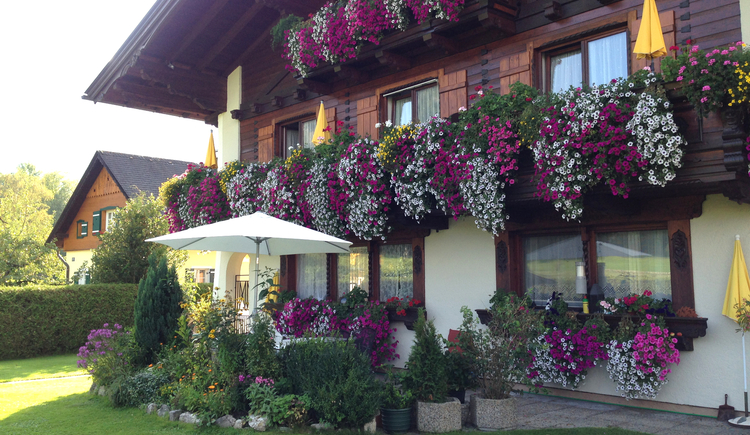Apartments Laimer am Wolfgangsee (© Apartments Laimer)