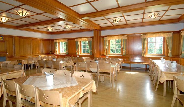 Speisesaal (© Land OÖ)