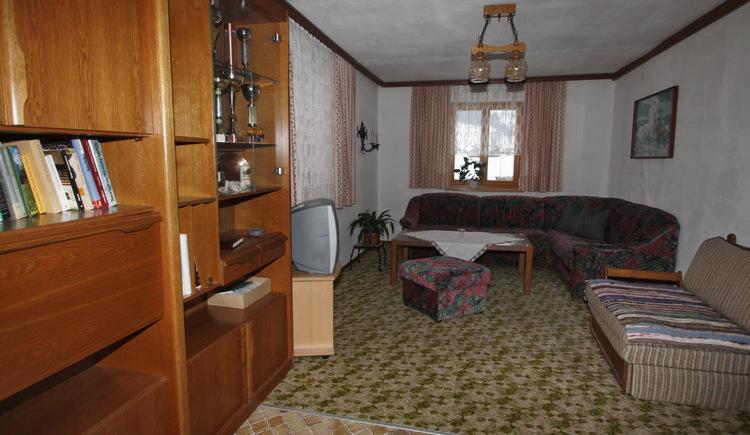 Ferienwohnung Reiter Lotte, Wohnzimmer