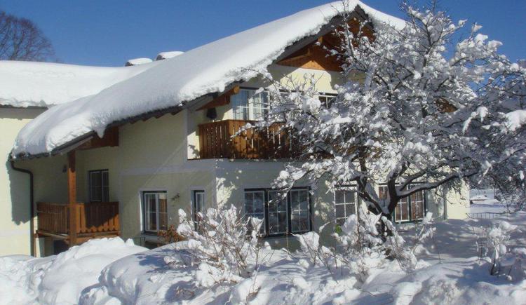 Nebenhaus mit 3 Ferienwohnunen (© Brandstätter, Pension Hohenau)