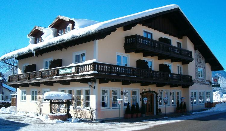 Gasthof Pension Weissenbach in Strobl am Winter