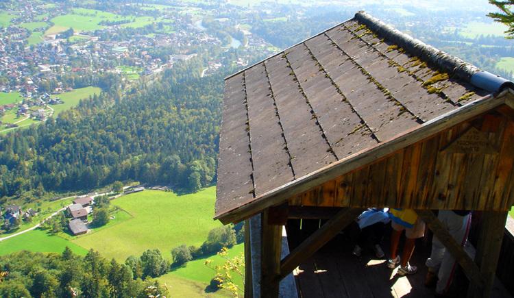Aussichtswarte Jochwand in Bad Goisern am Hallstättersee