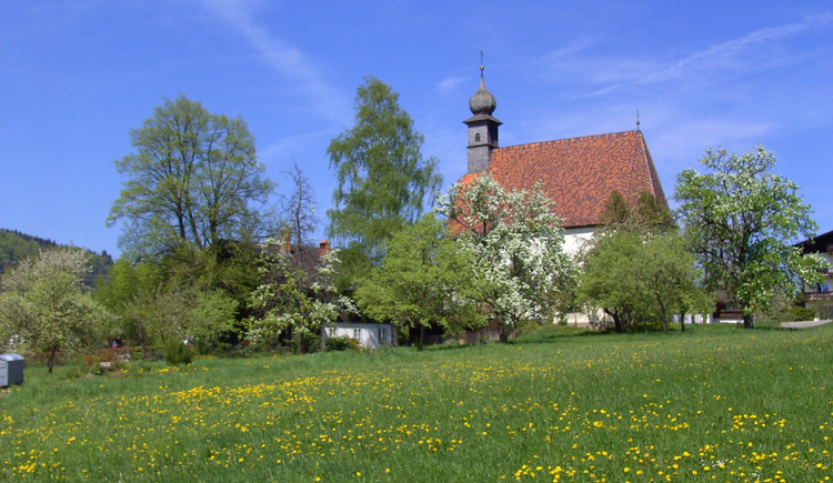 Filialkirche Buchberg (© Ferienregion Attersee-Salzkammergut)