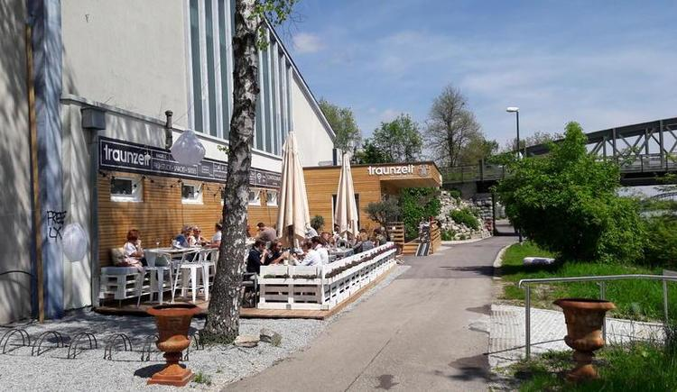 Cafe Traunzeit in Wels