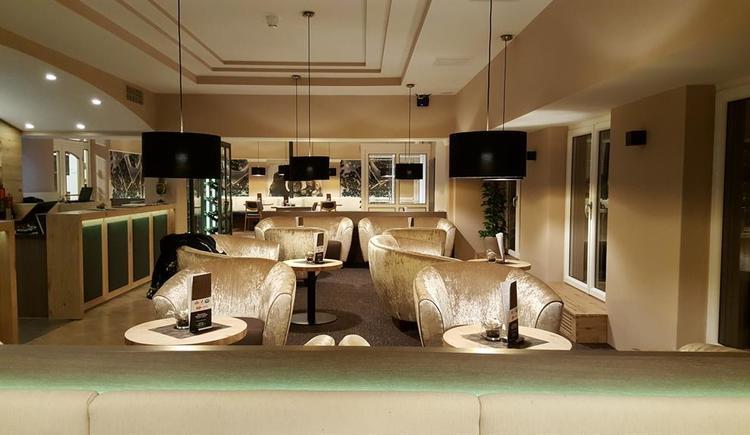 Sitzbereich Wiener Cafe
