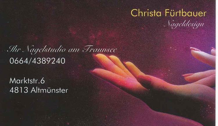 Christa Fürtbauer Nageldesign